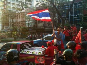 Photo Diary: Red Shirts in Bangkok