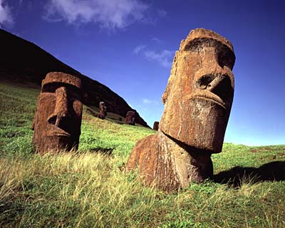 easter island My top 20 things I want to do/see in South America