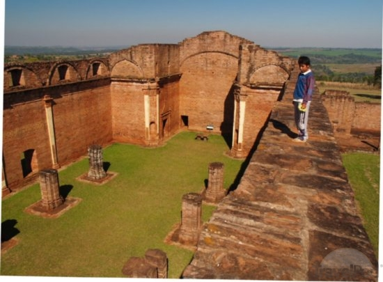 jesuit missions paraguay n2 san ignacio My top 20 things I want to do/see in South America