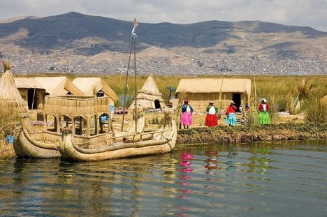 lake titicaca My top 20 things I want to do/see in South America