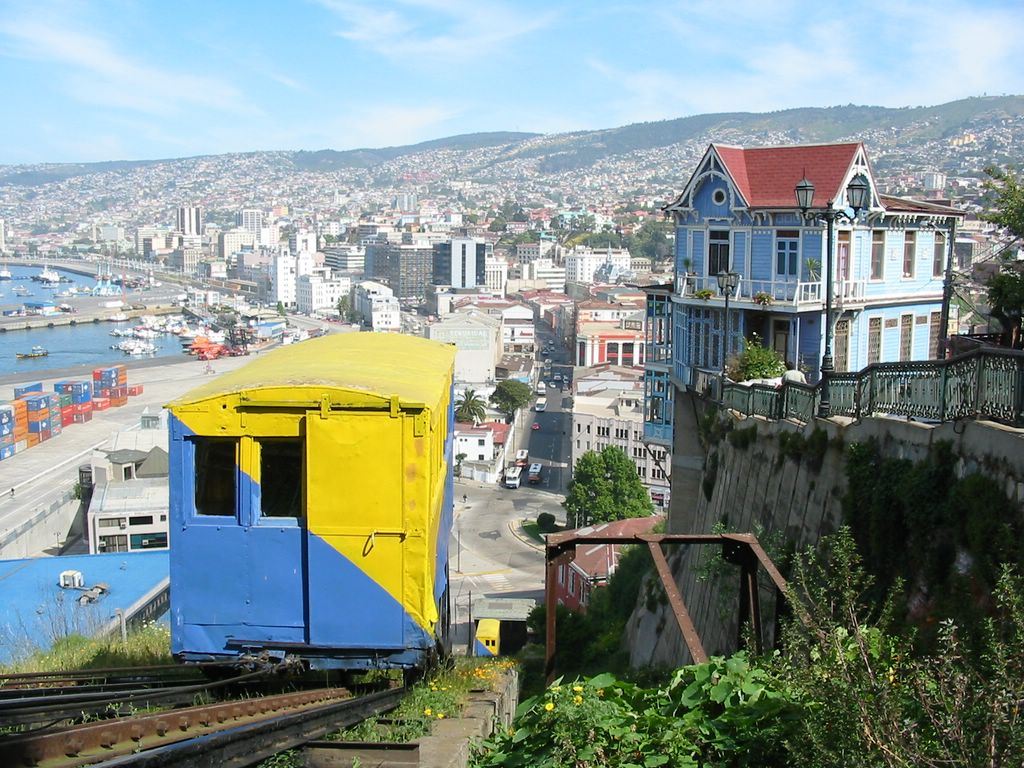 valparaiso destino chileno en continuo crecimiento7 My top 20 things I want to do/see in South America